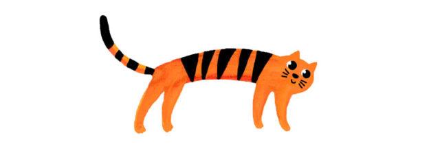 スジャータ精舎の寺猫